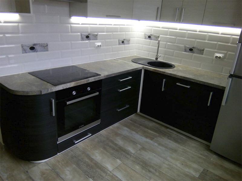 Кухня из ЛДСП 5