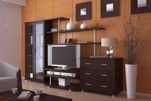 Мебель для гостиной под заказ в Бресте
