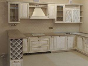П-образная кухня 1