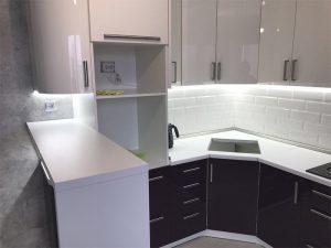 П-образная кухня 2
