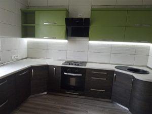 П-образная кухня 3