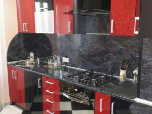 Кухня прямая 3