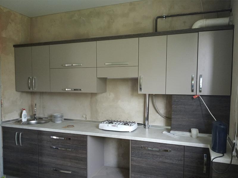 Кухня прямая 6