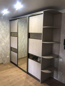 Шкафы-купе в спальню4
